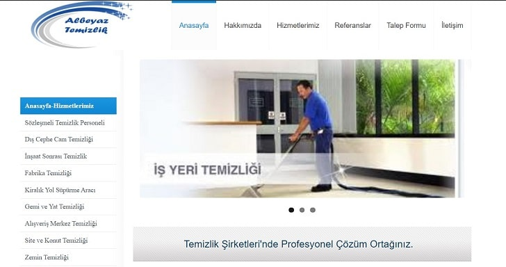 Adana'daki En İyi Temizlik Şirketleri (Albeyaz Temizlik)