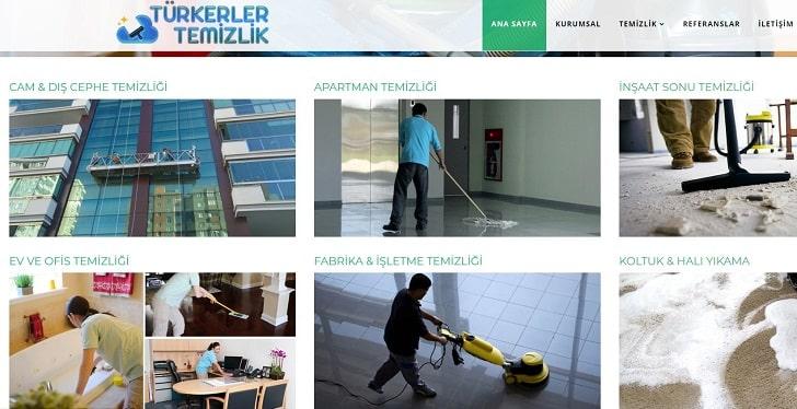 Adana'daki En İyi Temizlik Şirketleri (Ev Temizliği için Türkerler Temizlik)