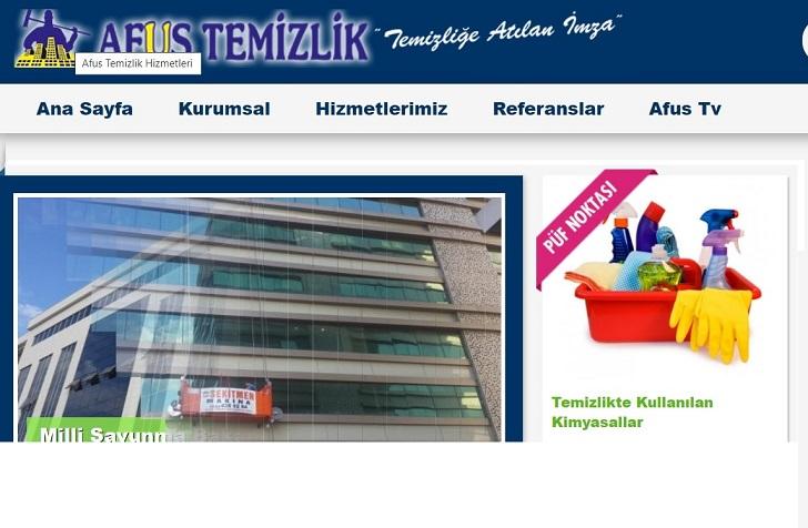Adana'daki En İyi Temizlik Şirketleri (Ofis Temizliği-Afus Temizlik)