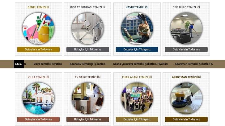 Adana'daki En İyi Temizlik Şirketleri (Ev Temizliği için Aysun Temizlik)